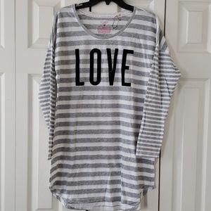Victoria's secret sleep shirt Nwot